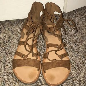 Gladiator Sandals By Guess